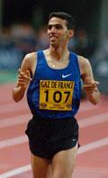 Hicham el Guerrouj er favoritt på 1500 meter