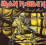 """Iron Maiden-albumet """"Peace of mind""""."""