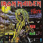 """Iron Maiden-albumet """"Killers""""."""