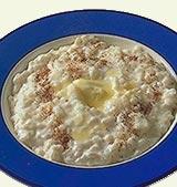 Om det var grøtris eller annen ris vites ikke, men det hadde blitt bra mengder med risengrynsgrøt i alle fall. ( Foto: Arkiv )
