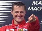 Michael Schumacher er en av de som skal trekke gruppene til VM 2006.