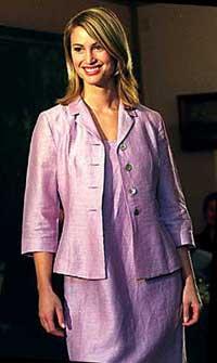 Den norske modellen Eva Sannum er best kjent som kjæresten til Spanias kronprins Felipe.