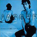 "Mick Jagger-albumet ""Wandering spirit""."