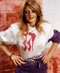 Bonnie Tyler har alltid kunnet kle seg.