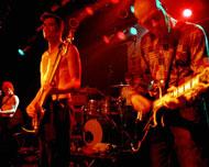 Bob Hund er Sveriges mest energiske liveband