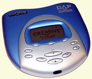 Creative D.A.P Jukebox lar deg overføre hele CD-samlinga di til MP3.