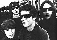 Lou Reed og Velvet Underground.
