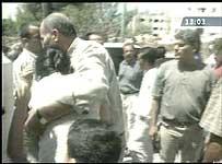 Drapet på Mustafa vakte sterke reaksjoner blant palestinerne.