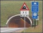 Oslofjordtunnelen var stengt i flere timer da fenol-lekkasjen ble oppdaget i februar.