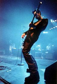 Kent live på Hovet i Stockholm 3. mars 2000.
