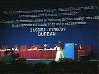 På konferansens nest siste dag godtok EU-delagasjonen Sør-Afrikas kompromisstekst.