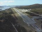 Ni stillingar forsvinner fra Kvernberget flyplass i Kristiansund.