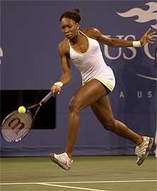 Venus Williams ble for sterk for lillesøster i US Openfinalen. (Foto: AP)