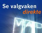 Valget direkte på NRK.no