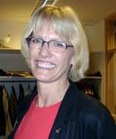 SVs Karin Andersen synes det er alvorlig at ungdom dropper skolen og går på sosialen.