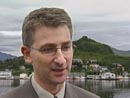 Adm.dir. Jens Kristian Johnsen ved Nordic Sea Holding.
