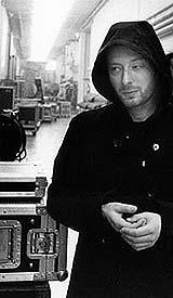 Thom Yorke gjør veldedighet.