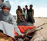 Taliban varsler en ny offensiv nord i Afghanistan. (Scanpix-AP-foto)