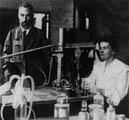 Pierre og Marie Curie