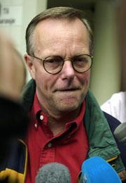 OPTIMIST: Styreformann Harald Arnkværn har tro på at det skal finnes en løsning for Kværner, men medgir at det er mye som skal på plass.