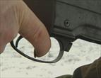 Fossøy vil at turgåarane skal gå med rifle.