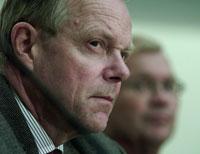 FÅR ARBEIDSRO: – Dette gir oss arbeidsro i en tid framover, sier styreleder Harald Arnkværn.