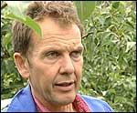 Ingvar Halsnes. Arkivfoto NRK