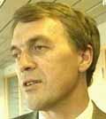 Eivind Reiten er generaldirektør i Hydro.