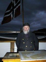 Skipper Kjartan Rasmussen