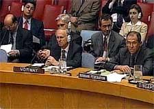 FNs sikkerhetsråd skal i dag drøfte Midtøsten. (Arkivfoto)