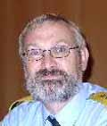 Politimester Geir Sønstebø.