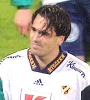 Martin Andresen klarte ikke å følge opp den gode landskampen.