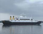 """Bilferja """"Tresfjord"""" skal på verkstad i to veker."""