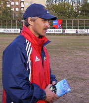Hallvar Thoresen var Skeid-trener i første del av sesongen, men får nå en stor del av æren for LSKs sterke høstsesong