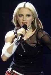 Madonna tar steget over til teaterverden.