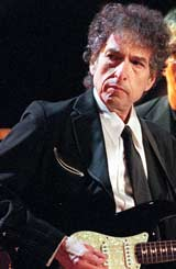 Hør Bob Dylan i NRK P1 nyttårsaften.