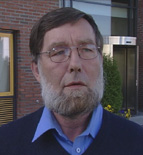 Johan Kåre Tenfjord seier straumen er attende i formiddag.