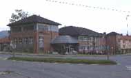 Det kuttes i omsorgssektoren. Her er Ringsevja Bo- og Servicesenter på Ulefoss.