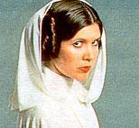 Prinsesse Leia fra Star Wars lever enn så lenge.