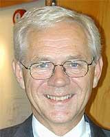 Victor D. Norman er med i Samarbeidsregjeringen. (Foto: NHH)