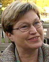 Laila Dåvøy blir ny statsråd. (Foto: NRK)