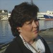 Statssekretær Solveig Strand får kritikk etter fiskefusk i familierederiet.