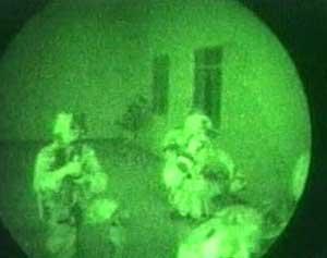 Amerikanske spesialstyrker er inne i Afghanistan. (Foto: Scanpix/AP/Pentagon)