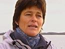 Marinbiolog Mona Gilstad