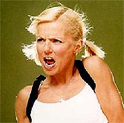Geri Halliwell har sunget for soldater. Tok hun betalt?