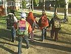 Folk tror det er en selvfølge at barna skal gå på skole sammen med naboungene, sier Gerd Kind Svendsen (Ill.foto)
