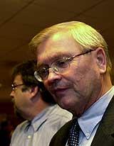 Almskogs penson ville gått tapt hvis Kværner hadde gått konkurs før pensjonen ble utbetalt (foto: Scanpix)
