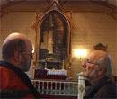 Blir det ny eller restaurert altertavle i Kopervik kirke?