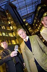 NY KVÆRNER-SJEF: I dag overtar investor og industrileder Kristian Siem som ny konsernsjef i Kværner.