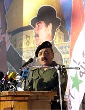 Taha Yassein Ramadan skal ha blitt pågripen av ein kurdisk organisasjon (Foto: AP)